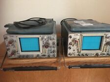 Two(2) Tektronix 465 100 MHz Oscilloscope & 2 Probes