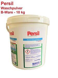 Waschpulver B-WARE 10kg Eimer Waschmittel für 153 Wäschen Vollwaschmittel NEU