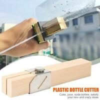 Portable Plastic Bottle Cutter Rope Cord Strip DIY Maker Tools Outdoor Garden UK