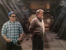 JJ Abrams J.J. signed autographed photo George Lucas Star Wars