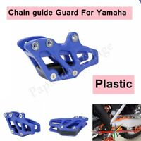 Blue Chain Guide Sprocket Guard Protector For Yamaha YZ125/250 YZ450F WR250/450F