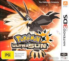 Pokemon Ultra Sun Nintendo 3DS