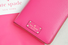 NWT Kate Spade Wellesley Sweetheart Pink Personal Organizer Planner No Inserts