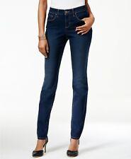 Style & Co Curvy Mid Rise Skinny Leg Tummy Control Pants/Jeans Retail $49 NWT