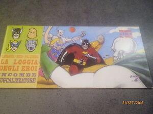 LA LOGGIA DEGLI EROI - LAVAGNA/MEO/PALUMBO - ED. PHOENIX 1995