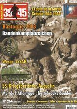 39-45 N°264 BANDENKAMPFABZEICHEN / ECOLE DE GARDE CREUSE 1943-44 / WESPE LSSAH