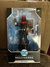 DC Multiverse McFarlane RED HOOD DC New 52 Figure Batman!!!!