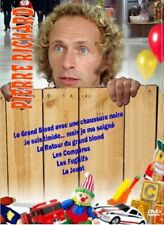 Pierre Richard. DVD Collection 1.  Optional English subtitles. 6 Movies