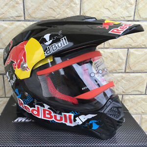Casco Descenso Adulto Casco MTB Integral Enduro Casco Moto Cross Off-Road Racing Motocicleta Quad Scooter S Forro Extra/íble VOMI Casco Motocross Mujeres Rosa /& Negro