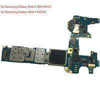 for Samsung Galaxy Note 4 SM-N910T/N910C Unlocked 32GB Main Logic Motherboard