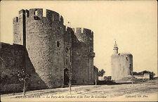 Aigues-Mortes Frankreich ~1910 Porte de la Gardette Tour de Constance Turm Tower