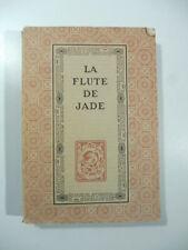 Franz Toussaint, La flute de Jade, L'e'dition d'art H. Piazza, 1926