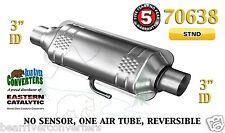 "70638 Eastern Universal Catalytic Converter Standard Catalyst 3"" Pipe 14"" Body"