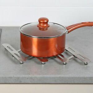 Heatproof Stand Cooking Pot Pans Trivet Hot Dishes Rack Table Worktop Protector