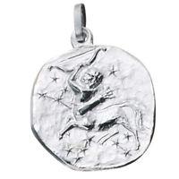 Sternzeichen Schütze - Anhänger aus 925 Echt Silber Sterlingsilber, Halsschmuck
