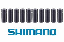 Shimano SIS-SP40 Outer End Cap 6mm (for 4mm Gear Cable) - Ferrule - 10 Pack