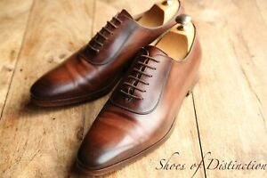 Men's Gucci Brown Leather Lace up Shoes UK 7 US 8 EU 42