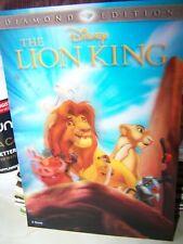 Disney The Lion King 3d lenticular card