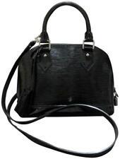 Louis Vuitton Alma BB Epi Leather Noir