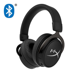 HyperX Cloud Mix Gaming Bluetooth Headset with Microphone - Black (RE-CERTIFIED)