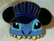 WDW Disney 2010 Trade City USA CarEars EnginEAR Stitch LE Pin