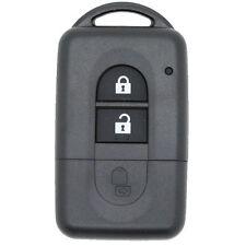 Replace Remote Key Shell Fob Case 2BTN For Nissan MICRA QASHQAI JUKE DUKE XTrail