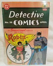 Detective Comics Special Reprint #38 (1995, DC) Blockbuster promo!