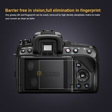 Selens Prefessional Hard Glass DSLR Camera Screen Protector for Canon 60D/600D