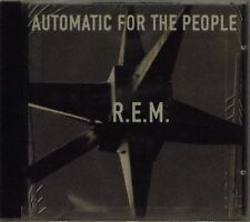 R.E.M. 'AUTOMATIC FOR THE PEOPLE' 12-TRACK CD
