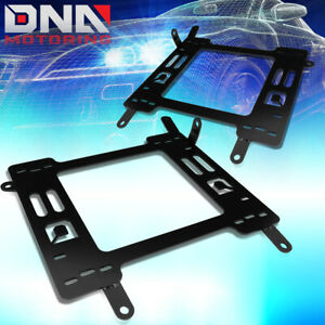 FOR 2011-2018 FORD FOCUS PAIR STEEL RACING SEATS MOUNTING BRACKETS RAIL/TRACK