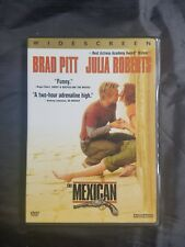 The Mexican (DVD, 2001, Widescreen)
