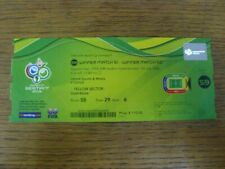 More details for 01/07/2006 ticket: world cup germany 2006, england v portugal [in gelsenkirchen]
