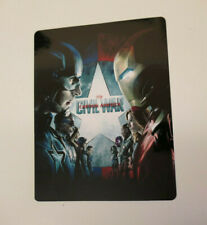 CAPTAIN AMERICA Civil War - Glossy Steelbook Magnet Cover (NOT LENTICULAR)