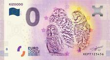 Billet Touristique 0 Euro - Kizoodo - 2018-2