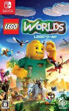 Warner LEGO Worlds  NINTENDO SWITCH JAPANESE IMPORT REGION FREE