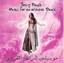 Belly dance - Music for an oriental dance (CD)