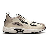New Mens Reebok DMX Series 1200 WHITE / SAND / GREY DV9232 US 7 - 10 TAKSE