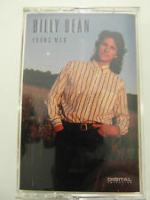 Billy Dean - Young Man - Album Cassette Tape, Used Very Good