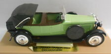 Solido 1/43 Scale Metal Model - SO238 HISPANO SUIZA GREEN
