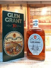 Whisky Glen Grant 10 years old 43% con box anni 70
