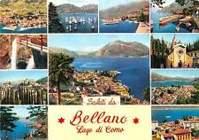 Italy Saluti da Bellano Lago di Como multiviews