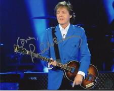 Sir Paul McCartney Autographed 8x10 Photograph
