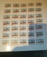 35 exemplaires xx Portugal acores europa cept 1987 bord de feuille