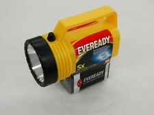 NOS Eveready 5109LS Industrial Floating LED Battery-Powered Lantern, Flashlight