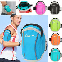 Sports Gym Armband Running Jogging For iPhone 6S 6 Plus Arm Band Case Holder Bag