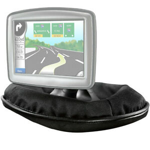 Deco Gear Universal Weighted GPS Navigation Dash-Mount for Garmin, TomTom, Magel