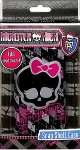Monster High Hard Shell Case for iPod Touch 4th Generation