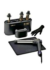 "HOT TOOLS CURL BAR 4 PC INTERCHANGEABLE CURLING SET- 24K GOLD  (¾"",1"", 1¼"", 1½"")"