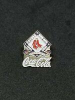 Boston Red Sox Commemorative Pin Coca Cola 100 Seasons 2001 Vintage