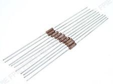 Lot Of 10 240k Ohm 110w 01 Metal Film Resistor By Vishay Dale Rn55c2403b